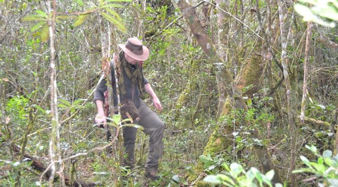 #AmphibianHero – Joshua Ralph (MantellaMan Conservation) Interview with the Amphibian Survival Alliance.